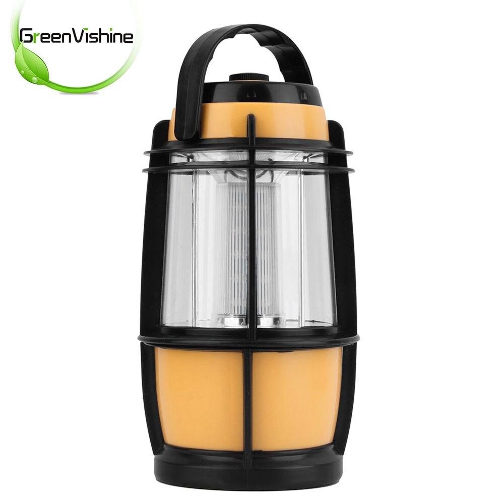 Portable Battery Power 20 LED Camping Light LED Hanging Lantern Daily Emergency LED Tent Lamp