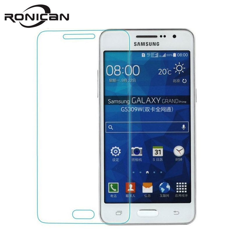 RONICAN Screen Protector For Samsung Galaxy Grand Prime G530 G5308 G530W Tempered Glass For Samsung Galaxy J2 Prime Glass Screen