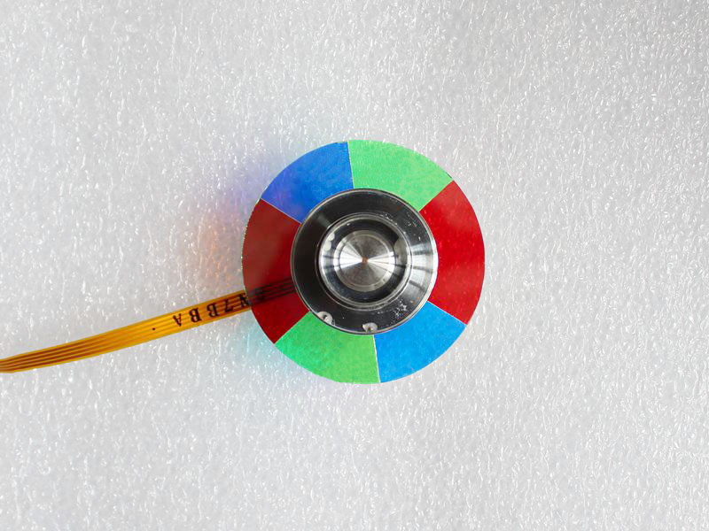 100 New Projector color wheel for Samsung SP A600 SP A600B Free Shipping