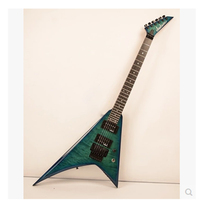 The Ultimate Paragraph With A Small Green Rocket Dovetail Electric Guitar Shaped Double Rocking Electric Guitar