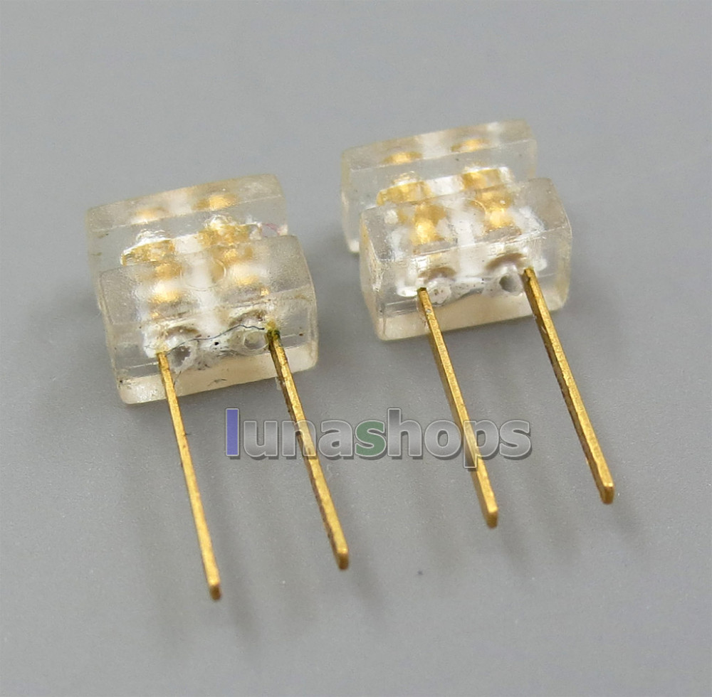 Female Port Socket 0.78mm Earphone Pins Plug For DIY Custom JH Audio westone 1964 ears UE etc.