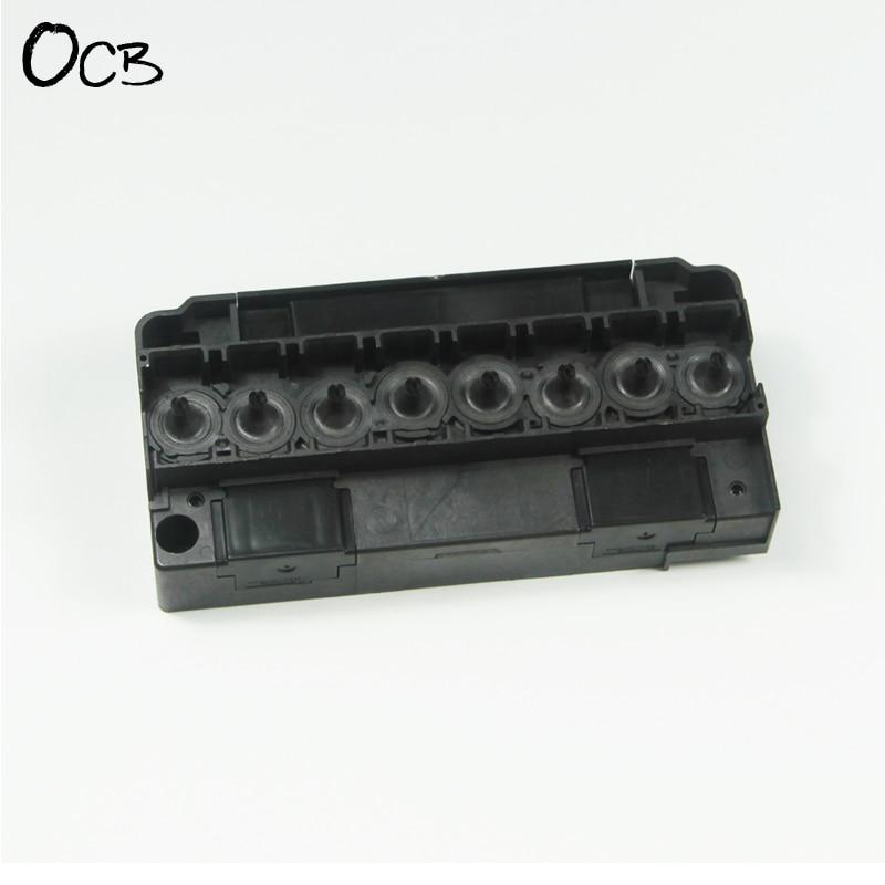 Marque Nouveau DX5 Tête D'impression À Base D'eau Couverture Pour Imprimante Avec DX5 Tête Solvant Tête D'impression À Base D'huile Collecteur