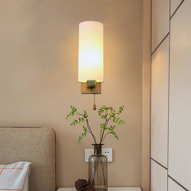 Wall Lamp For Room : ?Creative Japanese Style Wall ? Sconce Sconce Art ???(?? ) Wood Wood Wall Lamp Living Room ...