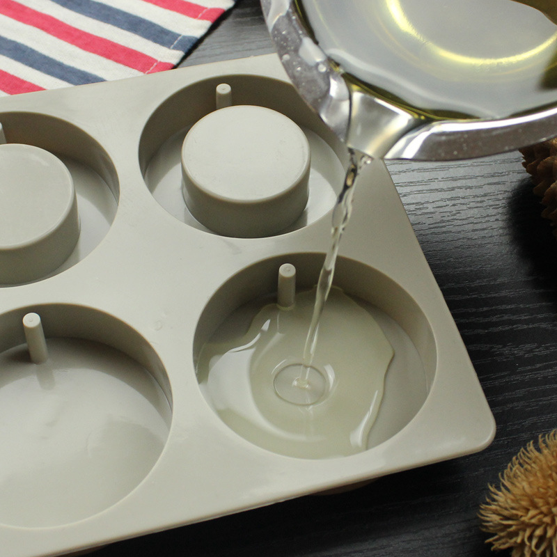 Wax Μούχλα σιλικόνης Αρωματοθεραπεία - Κουζίνα, τραπεζαρία και μπαρ - Φωτογραφία 5