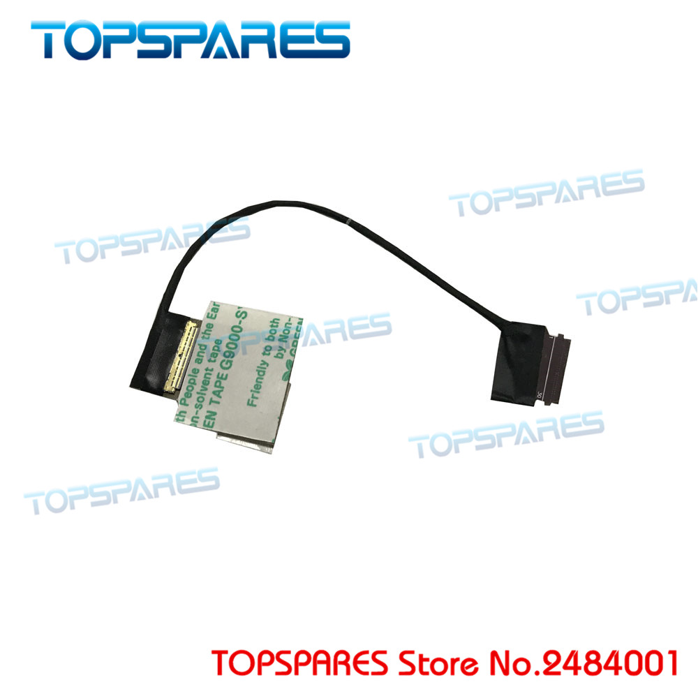 все цены на Original Laptop Display cable New For 11-K 450.04A07.0001 notebook vga cable screen lcd lvds cable flex онлайн