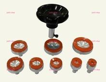 Набор из 8 Резиновые Дело Открывалка Инструмент для Водонепроницаемые Часы