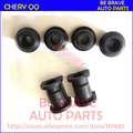 6 Pieces  Original parts for Chery QQ QQ3 Chery IQ Sweet  MVM 110  Miles ZX50S  stabilizer bar rubber bush