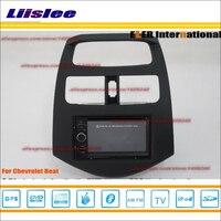 Liislee For Daewoo Matiz 2010~2014 Car Radio Stereo CD DVD Player GPS NAV HD Touch Screen Audio Video S100 Nav Navigation System