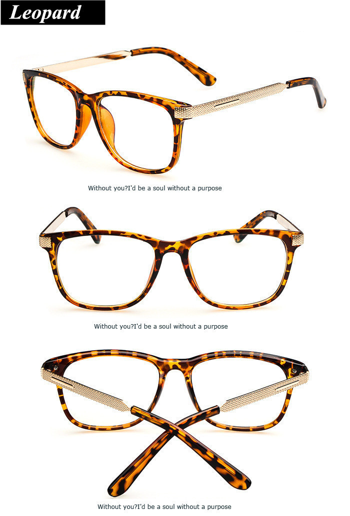 Cool Eyeglasses Clear Reading 4