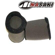 Ико качество для Suzuki GN250 TU250 GN125 TU125 GS125 EN125 элемент воздушного фильтра(13780-38301