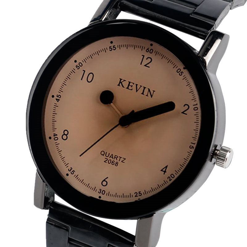 KEVIN High Quality Elegant Women Quartz Wristwatch Stainless Steel Numbers Dial Modern Fashion Dress Watches Female Best Gift kevin alan milne heategu mis muutis kõike