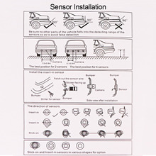 Onever Car Parking Sensor