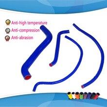 Motorcycle silicone radiator hose kit for  SUZUKI GSXR 600 750 GSXR600 GSXR750 08 09