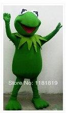 MASCOT Kermit The Frog mascot costume custom fancy costume anime cosplay kits mascotte fancy dress carnival costume
