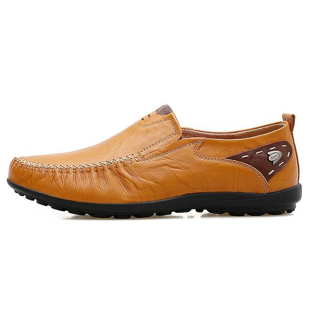 Arrival Split Leather Casual Shoe