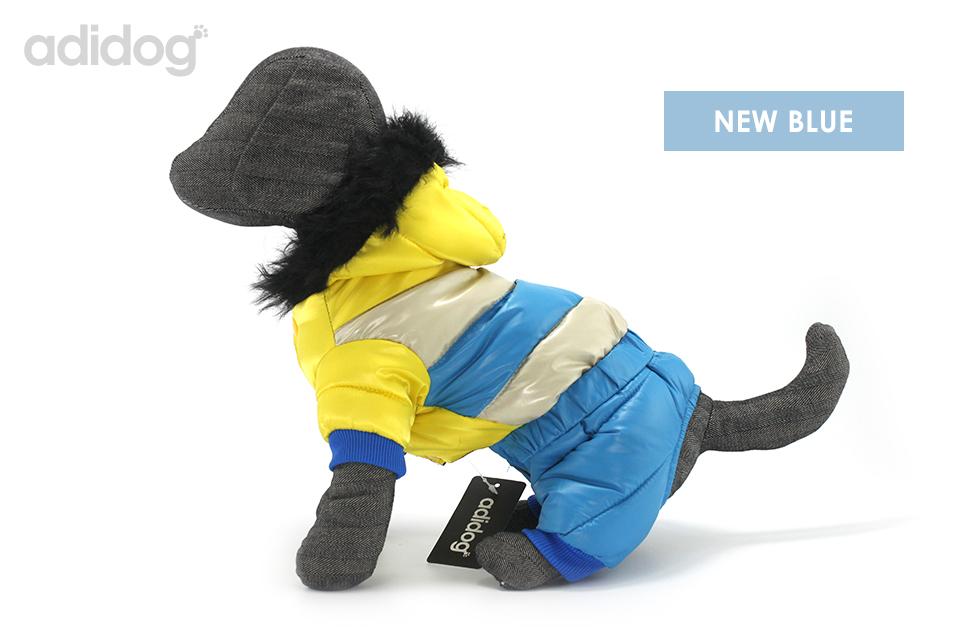 winter dog clothes adidog 102