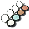 Neweset Huamianli 4 Color Highlight Face Foundation Powder Cosmetic Shimmer Eye Shadow Concealer Makeup Set Kit