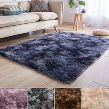 Luxury Rectangle Square Soft Artificial Wool Sheepskin Fluffy Area Rug White Fur Carpet Shaggy Long Hair Solid Mat Home DecorD30