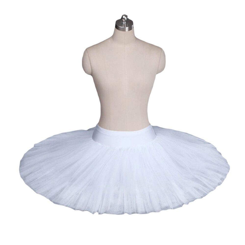 firm tulle professional half ballet tutu professional ballet tutus pancake practice rehearsal platter ballet half tutu