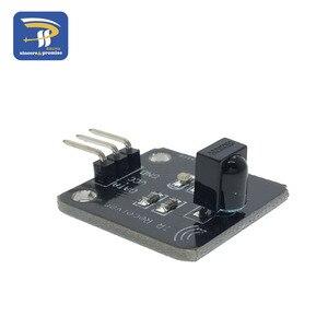 Image 5 - Módulo transmisor IR infrarrojo de 38KHz para Arduino, receptor de infrarrojos Digital, módulo de Sensor, bloque de construcción electrónico, 1 Juego por lote