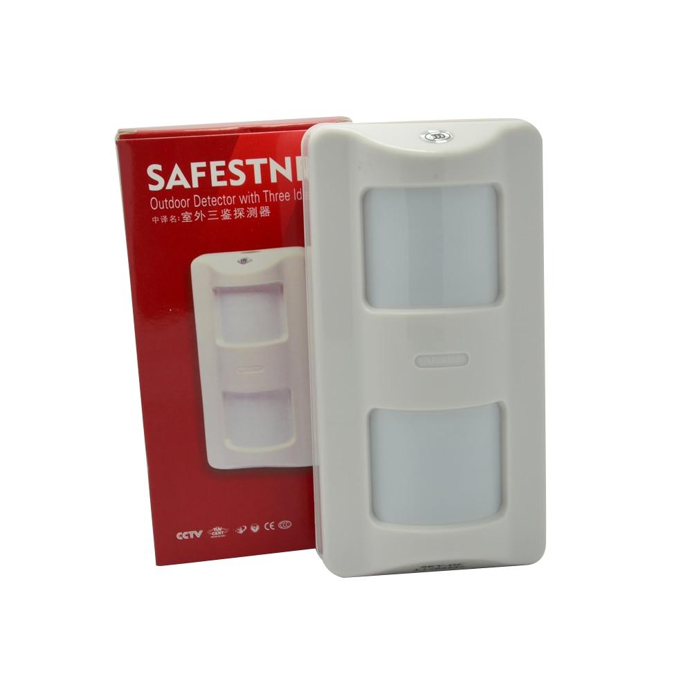 1 PCS kültéri kisállat immunitás infravörös és mikrohullámú - Biztonság és védelem