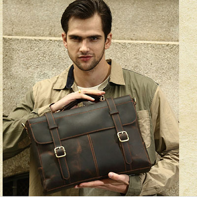 XI YUAN 2017 Fashion Genuine Leather Men Briefcase Cowhide Men's Messenger Bags 14 Laptop Business Bag Luxury Lawyer Handbags slv glassa round 155185