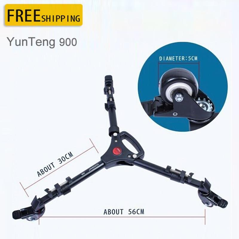 Hot Yunteng VCT-900 Peralatan Fotografi Profesional Tripod Aluminium - Kamera dan foto - Foto 2