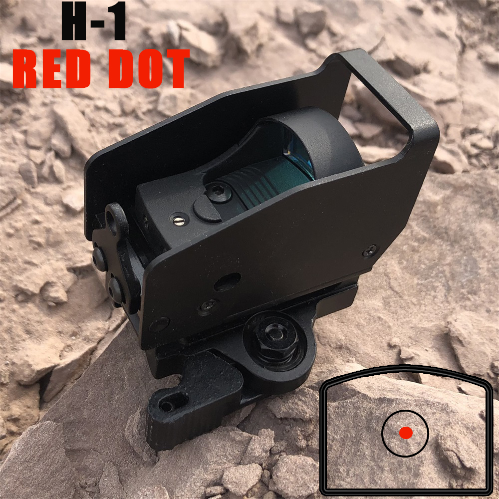 Hot new quality 20mm Rail Riflescope Hunting Optics Holographic Red Dot Sight HD-1 Reticle Tactical Scope Collimator Sight Hot new quality 20mm Rail Riflescope Hunting Optics Holographic Red Dot Sight HD-1 Reticle Tactical Scope Collimator Sight