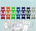 CNC MS подвеска шасси 95234/95235/95246/95386 изменить Запчасти для 1/32 масштаб Tamiya мини 4WD гоночный автомобиль модель