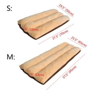 Image 5 - Cama grande para perro, cojín cálido para cachorro, caseta suave, estera de sofá, manta para perros medianos y grandes, Golden Retriever Labrador grande