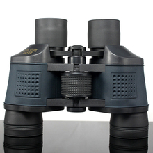 10-80X80 Binoculars Telescope Objective Lens Super light penetration HD Adjust Binoculars Night Vision