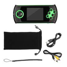 MD16 16 Bit 3.0 Inch TFT Display Portable Handheld Game Console Players MP3 MP4 Game Player Gift For Kids