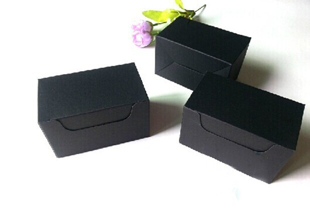 1066cm dhl free shipping black kraft paper box gift kraft 1066cm dhl free shipping black kraft paper box gift kraft business card packaging box 200piecelot in gift bags wrapping supplies from home garden on colourmoves