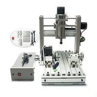 DIY ЧПУ гравировальный станок 3020 металлический мини ЧПУ маршрутизатор для печатной платы резьба