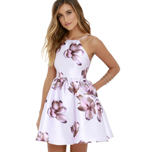 Women beach and party dresses A line