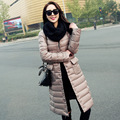 jaqueta feminina Thin girls down jacket short paragraph fashion feather light jacket. The new autumn and winter long down jacket