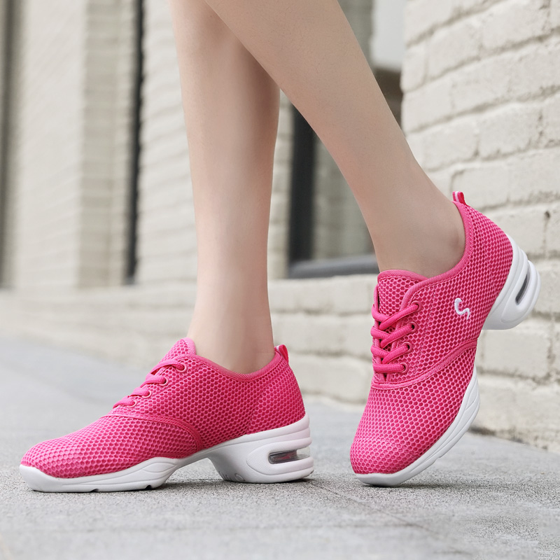 NANCY TINO Sport Feature Soft Outsole Breathable Dance Shoes - Кроссовкалар - фото 6