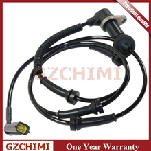 1K52Y43701 Front Left Right ABS Wheel Speed Sensor fits for Kia Sedona 2002 2003 2004 2005 front left right rear left right abs wheel speed sensor kit for chery indis x1 s18d beat a1 kimo face arauca s12 dr1 dr2