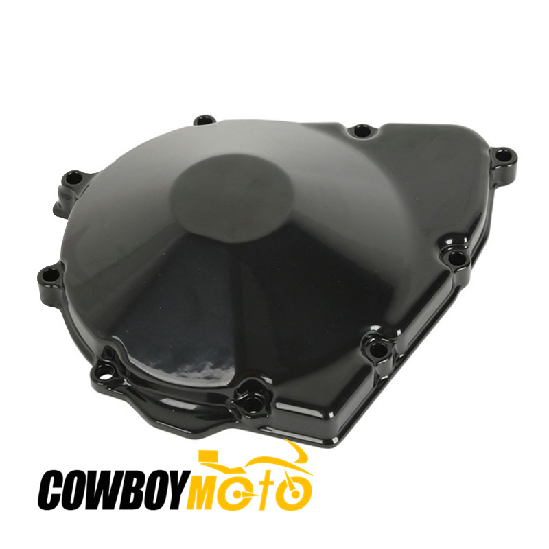 Motorcycle Engine Cover Crankcase For Suzuki GSF600 GSF 600 BANDIT 600 1996 - 2003 97 98 99 00 01 02 NEW CNC Aluminum