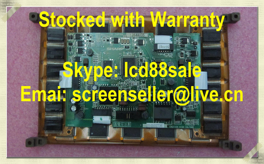 best price and quality LJ64AU35 industrial LCD Display