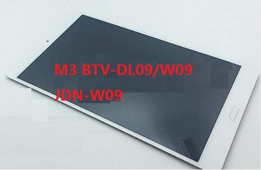 Pour Huawei MediaPad M3 8.4 BTV-W09 BTV-DL09 blanc plein écran LCD écran tactile numériseur capteur assemblage remplacement