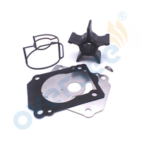 New Water Pump Impeller Service Kit For Suzuki Outboard ODF200 DF255 DF250 17400 93J02