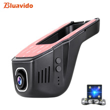Bluavido Hidden Car DVR 1080P WDR Video Recorder SONY IMX323 Night Vision Novatek 96658 auto registrator 170 degree Dash Camera