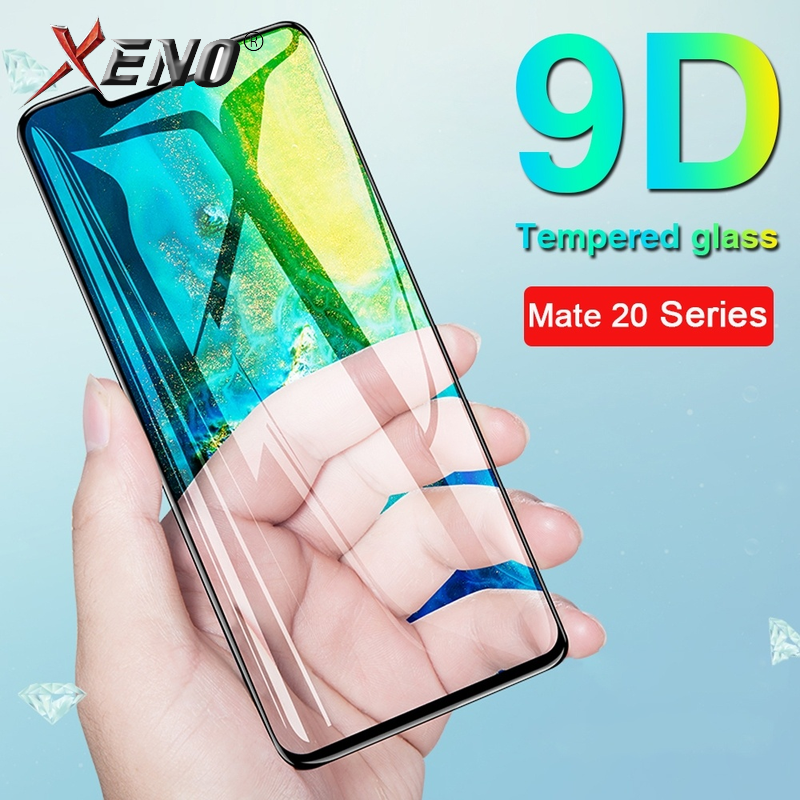9D Full Coverage Toughen Tempered Glass For <font><b>Huawei</b></font> <font><b>P30</b></font> P20 20 Pro Lite <font><b>Screen</b></font> <font><b>Protector</b></font> For P20Pro P30pro Protective film Glass image