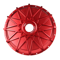 Ornament Cnc Cover For Chinese Quanshun Qs Motor 12 Inch Motor Rear Wheel Motor