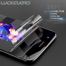 Original 3D Full Cover Hydrogel Film For OnePLus 5T 6T 7 Pro no Glass Screen Protector For OnePLus 5 6 T 7 Soft Protective Film(China)