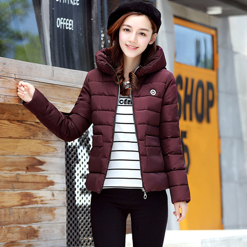 Aliexpress.com : Buy New Coats & Jackets 2017 Fashion Wine Red ...