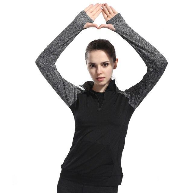 Online Shop YOOY Women Running Jackets Women Long Sleeve ...