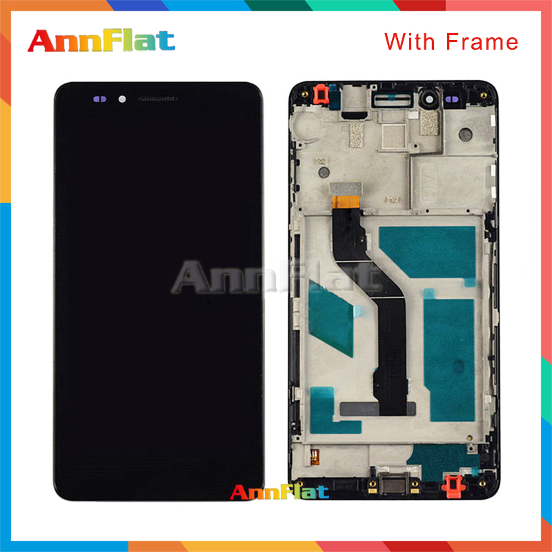DHL 10pcs high quality 5.5 For Huawei Honor 5X GR5 LCD Display Screen With Touch Screen Digitizer Assembly + Tracking Code