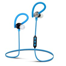 New Bluetooth Bass Earphone Wireless Sports earphone Headset Running Stereo Earbuds Handsfree with Mic for Smartphones